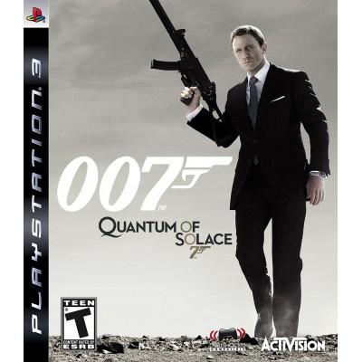 007: Квант милосердия [PS3, русская версия]