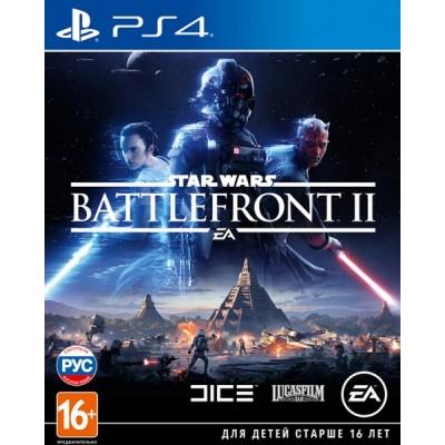 Star Wars Battlefront II  [PS4, русские субтитры]