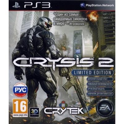 Crysis 2 Limited Edition [PS3, русская версия]