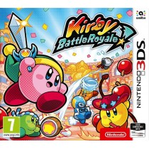 Kirby Battle Royal [3DS]