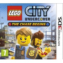 LEGO City Undercover The Chase Begin [3DS]