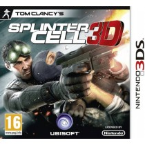 Tom Clansys Splinter Cell 3D [3DS]