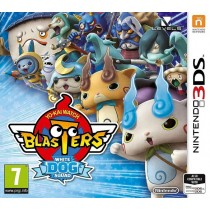 YO-KAI WATCH BLASTERS White Dog Squad [3DS]