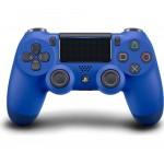 Dualshock 4 v2 [PS4, синий]