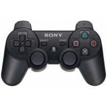 Dualshock 3 черный джойстик беспроводной для PS3