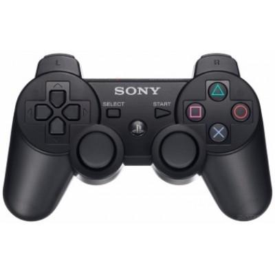 Джойстик Dualshock 3 беспроводной [PS3, черный]