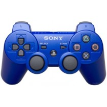Джойстик Dualshock 3 [PS3, синий]