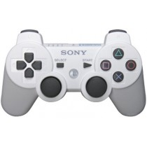 Джойстик Dualshock 3 [PS3, белый]