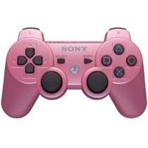 Dualshock 3 розовый джойстик беспроводной для PS3