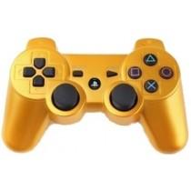 Dualshock 3 золотой джойстик беспроводной для PS3