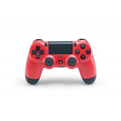 Dualshock 4 [PS4, красный]