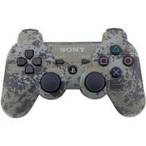Dualshock 3 камуфляж - хаки джойстик беспроводной для PS3