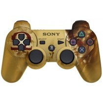 Джойстик Dualshock 3 [PS3, God of War Edition]