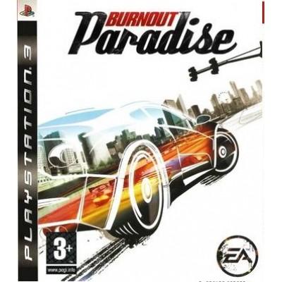 Burnout Paradise [PS3, английская версия]