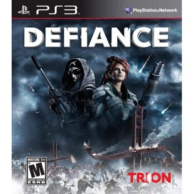 Defiance [PS3, английская версия]