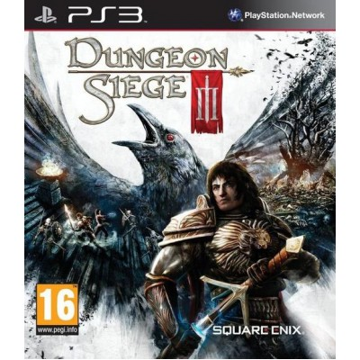 Dungeon Siege 3 [PS3, английская версия]