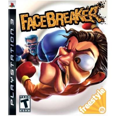 FaceBreaker [PS3, английская версия]