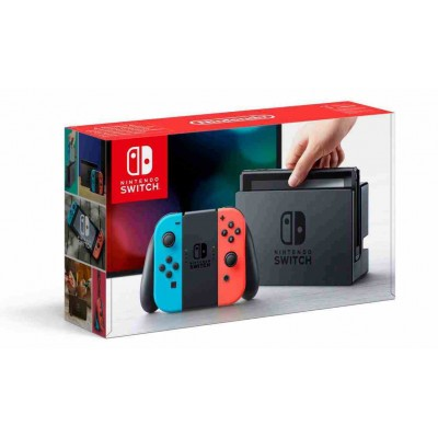 Nintendo Switch [Red, Blue]