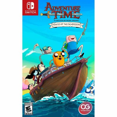 Adventure Time Pirates of Enchiridion [NSW, английская версия]