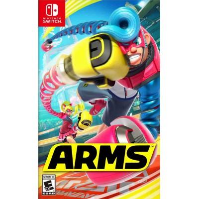 Arms [NSW, русская версия]
