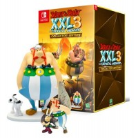 Asterix and Obelix XXL 3 The Crystal Menhir - Коллекционное издание [NSW]