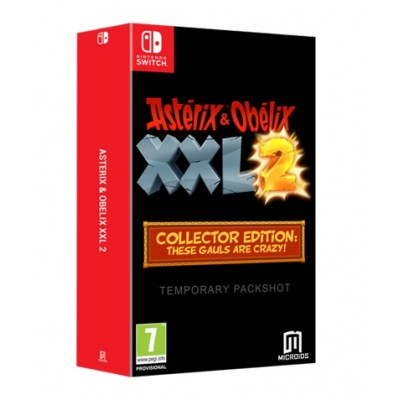 Asterix and Obelix XXL2 - Collector Edition [NSW, русские субтитры]