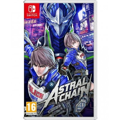 Astral Chain [NSW, русская версия]