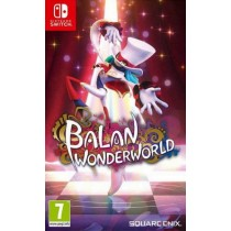 Balan Wonderworld [NSW]