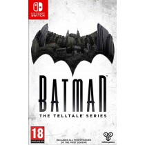 Batman The Telltale Series - Complete First Season [NSW]