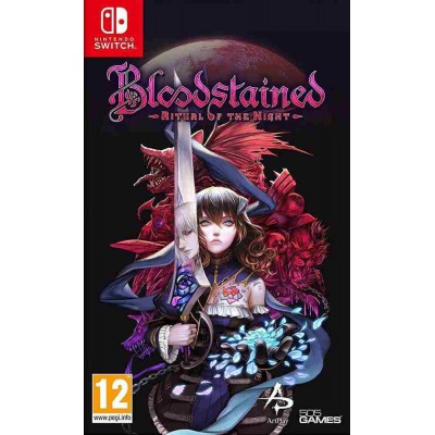 Bloodstained Ritual of the Night [NSW, русские субтитры]
