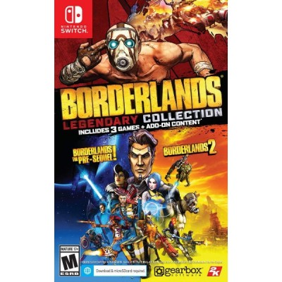 Borderlands Legendary Collection [NSW, английская версия]