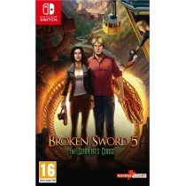 Broken Sword 5 the Serpents Curse [NSW]