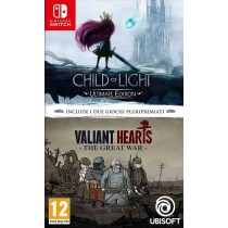 Child of Light + Valiant Hearts. The Great War [NSW]