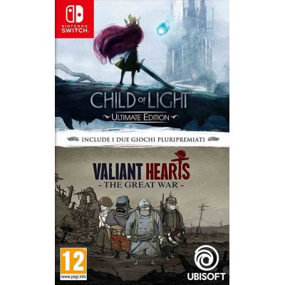 Child of Light + Valiant Hearts. The Great War [NSW, русская версия]