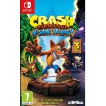 Crash Bandicoot N-Sane Trilogy [NSW]
