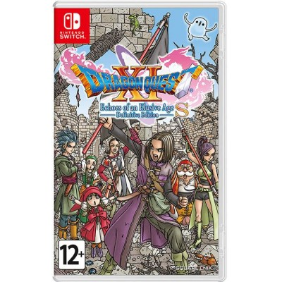 DRAGON QUEST XI Echoes of an Elusive Age - Definitive Edition [NSW, английская версия]