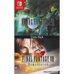 Final Fantasy VII and Final Fantasy VIII Remastered [NSW]