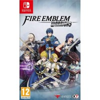 Fire Emblem Warriors [NSW]