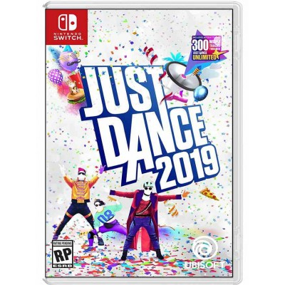 Just Dance 2019 [NSW, русская версия]