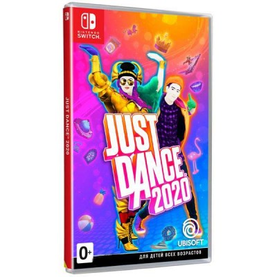 Just Dance 2020 [NSW, русская версия]