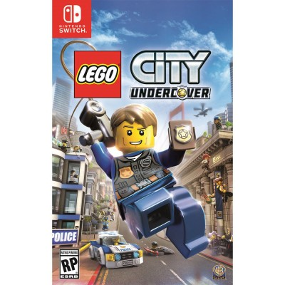 LEGO CITY Undercover [NSW, русская версия]
