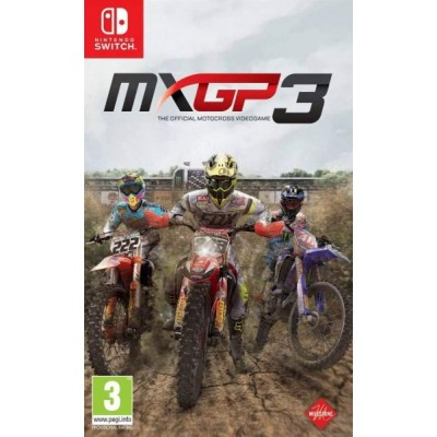 MXGP3 - The Official Motocross Videogame [NSW, английская версия]