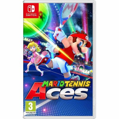 Mario Tennis Aces [NSW, русская версия]