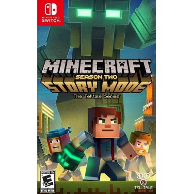 Minecraft Story Mode - Season 2 [NSW, русская версия]