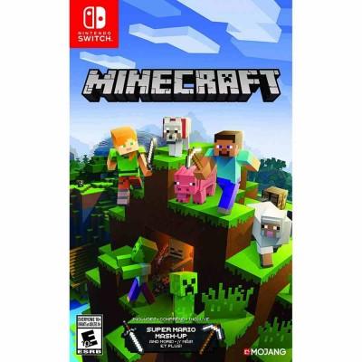 Minecraft [NSW, русская версия]