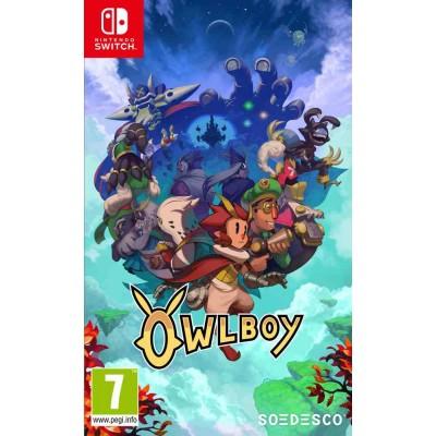 Owlboy [NSW, русские субтитры]