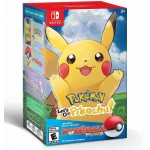 Pokemon Lets Go, Pikachu! + Poke Ball Plus [NSW]
