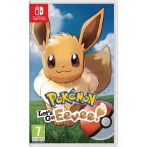Pokemon Lets Go, Eevee! [NSW]
