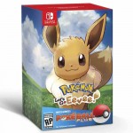 Pokemon Lets Go, Eevee! + Poke Ball Plus [NSW]