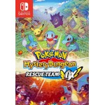 Pokemon Mystery Dungeon Rescue Team DX [NSW]